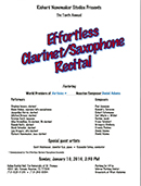 Tenth Annual Effortless